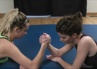 "#29 – ""The Wildcat's Meow"" – Ashley Wildcat vs Haley Davidson"
