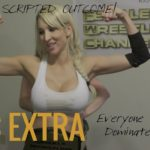 Everyone Wants to Dominate Monroe - Female Domination Wrestling - Lizzy Lizz vs Monroe Jamison - 2016