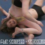Schooling Callisto - Schoolgirl Pin