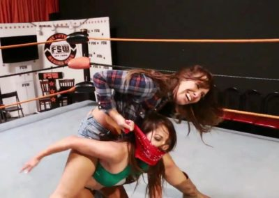 Allie Parker vs Violet Payne - Women's Pro Wrestling - Ultimate Women Wrestling - UWW