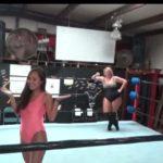 Malibu vs Sumiko - Big vs Small - Women's Pro Wrestling - UWW