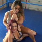 UWW Wrestling - Jennifer Thomas vs Sarah Brooke - Scripted Pro Wrestling