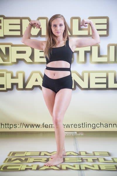 Summer Shameless - Woman Wrestler