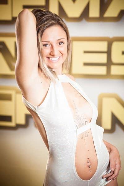 Athena Fox - Woman Wrestler - 2019