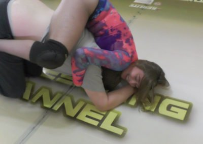 OFFENSE/DEFENSE - Mixed Wrestling - Astra vs Jason - (REAL) - 2019