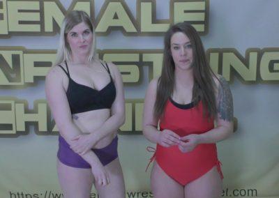 Holds Challenge - #1 - Carmella Ringo vs Monroe Jamison - 2020