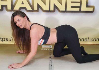 Lela Crush - Woman Wrestler