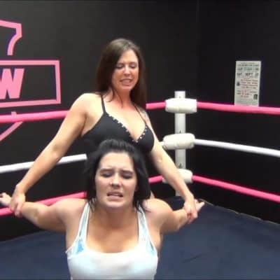 Christie Ricci vs Jessicka Havok - In Ring Pro Wrestling!