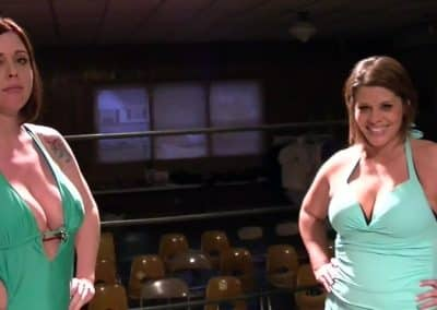 Christie Ricci vs CJ Lane - Women's Pro Wrestling!