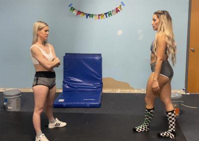 Aria Blake vs Salina De La Renta - #2
