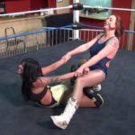 Christie Ricci vs Amanda Rodriguez - Cherry Bomb Wrestling