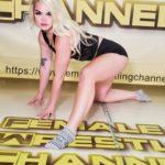 Holly Hurt - Woman Wrestler - Female Wrestling Channel - 2020