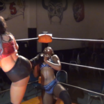 Kayla Kassidy vs Queen Aminata - Ultimate Women Wrestling