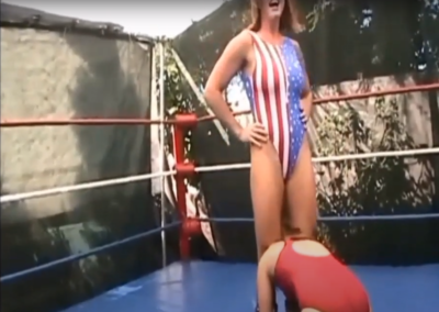 ChristieRicciandMutinyvsBecky - Cherry Bomb Wrestling