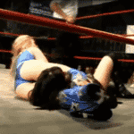 Christie Ricci vs Melissa Coates - Cherry Bomb Wrestling