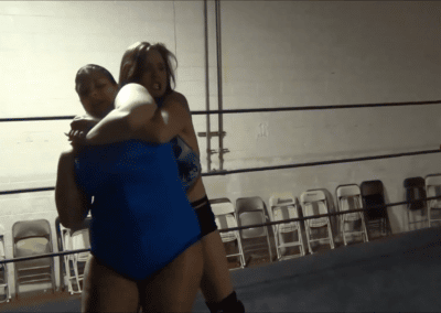 Christie Ricci vs Ms Rachel - Cherry Bomb Wrestling