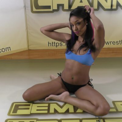 Sasha Subdue - The Female Wrestling Channel - 2020