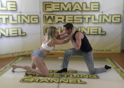 Competitive Mixed Wrestling Series - 2020 - The Female Wrestling Channel