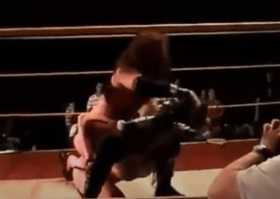 Christie Ricci vs Tasha Simone - Cherry Bomb Wrestling