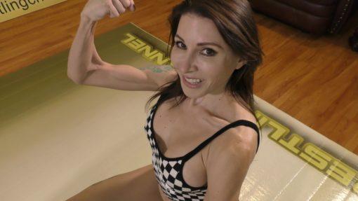 Introducing Agatha Delicious - Women's Wrestling Training - 2020