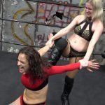 Aria Blake vs Thunder Rosa