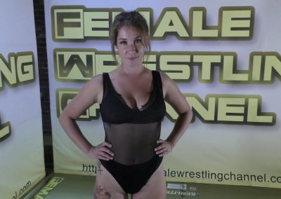 Astra Rayn vs Sassy Kae - 2021 - Competitive Female Wrestling