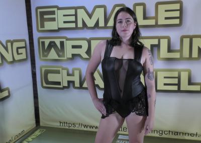 Astra Rayn - Top Contenders - Astra Rayn vs Sassy Kae - Women Wrestling Photoset - 2021