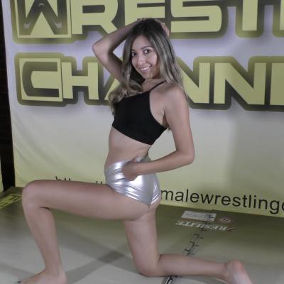 Ellcee Marvela - Viva Marvela - Female Wrestling Photos - 2021